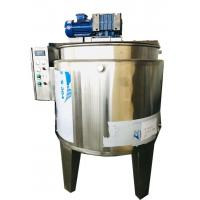 China SSS304 Material Chocolate Melting Machine Customized Voltage For Cream wholesale