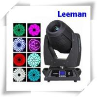 China 7R 230 Beam / Spot Moving Head Light With High Precision Combination Lens , DMX512 wholesale