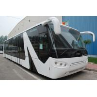 Large Capacity Low Carbon Alloy Aero Bus City Airport Shuttle equivalent to
