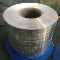China 2600mm Width Slitting Thin Aluminum Strips 1mm For Insulating Glass Spacer wholesale