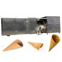 China Biscuit Ice Cream Cone Machine Industry Gelgoog Machinery Fully Automatic CE Certification wholesale