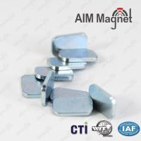 China N35 zinc plating ndfeb magnets for sale wholesale