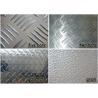China Polished Aluminium Checker Plate , Commercial Grade 5052 Aluminum Sheet wholesale