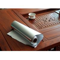 Quality Catering Kitchen Cooking Aluminium Foil For Food Packaging 300mm Width x 100m Length FDA certificate for sale