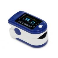 "China CE & FDA approved Mini Portable Fingertip Pulse Oximeter CMS50D Low Voltage 0.96"" Dual Color Display wholesale"