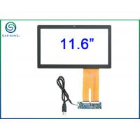 Buy cheap 11.6 inch Industrial Projected Capacitive (PCAP) Touchscreen Panel With EETI controller EXC80H4254 from wholesalers