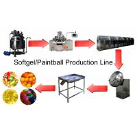 Large Scale Soft Gelatin Encapsulation Machine For Pharmaceutical Industry Use Meet GMP Requirement