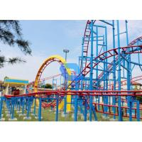 China Factory Price Outdoor Equipment Kids family roller coaster Amusement Park Rides Cheap Roller Coaster for Sale wholesale