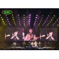 China HD Lightweight Full Color P4.81 Stage Background Energy-efficient Led Screen Wall wholesale