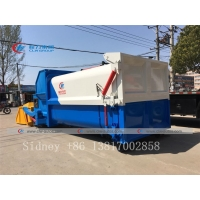 China 16cbm Mobile Garbage Compression Station for Hooklift Truck wholesale