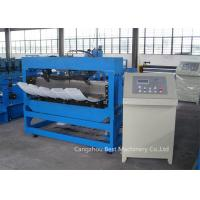 China High Speed Tile Making Machine Metal Roofing Sheet Curving Machine 1-3m/Min Productivity wholesale