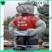 China Inflatable Bull dog , Sports Event Inflatable,Sports Advertising Inflatable wholesale