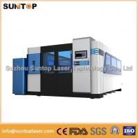 China Dual - exchanger table fiber laser cutting machine saving water and electricity wholesale