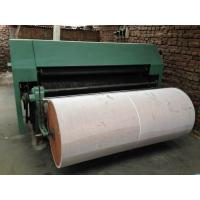 China Double Cyinder / Double Doff Nonwoven Carding Machine 22kw Width 2000mm wholesale