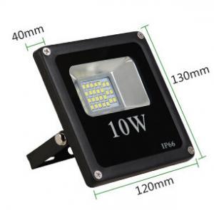 China 10W waterproof dimmable led flood light no driver SMD5630 aluminum heatsink high PFC wholesale