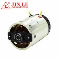 China 2.2KW Hydraulic DC Motor , ZD223AF 24V DC Motor 2600RPM With Cooling Fan wholesale
