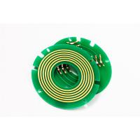 China Pancake USB2.0 Slip Ring of 28mm Hole Dia with Highly Reliable Transmission for Harsh Operating Environment wholesale