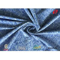 China Rayon Viscose Polyester Spandex Fabric Woven Twill Type For Beachwear wholesale