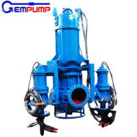 China Hydraulic submersible centrifugal sand slurry pump wholesale