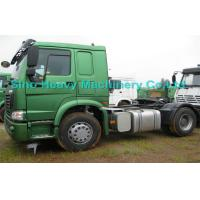 Buy cheap SINOTRUK HOWO 4X2 TRACTOR TRUCK 290HP from wholesalers