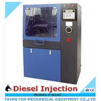 China Touch screen type 4kw/380v/3phase, common rail diesel injector test bench with flow sensor wholesale