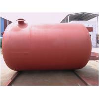 China Customized Pressure Underground Oil Storage Tanks , Underground Petroleum Storage Tanks on sale