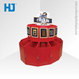 China Promotion Merchandise Dump Bin Display POS Cardboard ISO RoHs wholesale