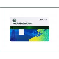 China Loyalty VIP Magnetic Stripe Card Contact Type Read - Write Method 0.76mm Standard Thickness wholesale