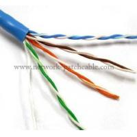 Quality RJ45 Plug Cat5e UTP Cable High Performance BC Indoor Network Cable for sale