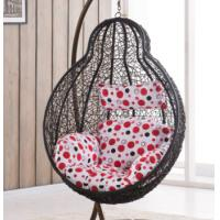 Quality Outdoor-indoor wicker swing chair--8202 for sale