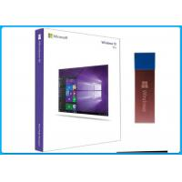 China Microsoft Operating System Windows Ten Pro Product Key 1 GHz Processor wholesale