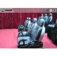 China More popular and luxury 7D movie theater with  genuine leather wholesale
