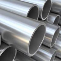 China Aluminum And Aluminum Alloy Seamless Extruded Pipe ASTM B241 6061-T6/6063-T6/6063 on sale