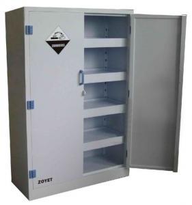 Quality Safety Hazardous Polypropylene Storage Cabinets For Acid Corrosive Chemical for sale