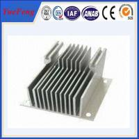 China soldering aluminum extrusion heat sink used for CPU thermal solution wholesale