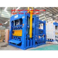 China Big Capacity Qt10-15 Automatic Hollow/Paver/Solid Block Making Machine, Production Capacity:20000 PCS/Day, Automatic wholesale