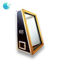 Quality Entertainment Portable Photo Me Booth Magic Selfie Mirror Me Photo booth for sale