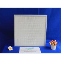Quality White HEPA Furnace Filter / HEPA Panel Filter With 32 Filter Elements for sale
