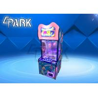 China Kids Drop Balls Redemption Machine / Happy Abc Pinball Prize Arcade Cabinet Game Machine on sale