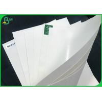 Quality Food - Contact Cup And Bowls Material 15gsm PE Coated Waterproof Paper Board for sale