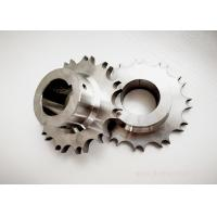 China High Precise Conveyor Chain Sprocket , Stainless Steel Roller Chain Sprockets Forged wholesale