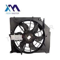 China Automotive Car Cooling Fans For BMW E46 17117561757 Radiator Fan Power 400W wholesale