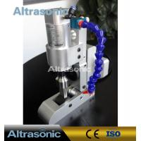 Quality 40khz Ultrasonic Sealing Equipment For Curtain Cutting with Lace or Smooth Horn for sale