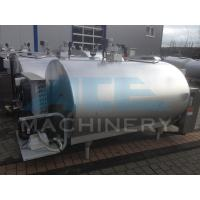China 2000L Sanitary Stainless Steel Storage Tank for Juice and Milk (ACE-ZNLG-N8) wholesale