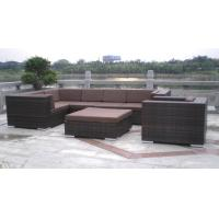 China outdoor furniture rattan modular sofa-11007 wholesale