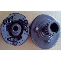 China Philippines motorcycle parts WAVE110 primary clutch assy C100 clutch housing parts & clutch shoe assembly on sale