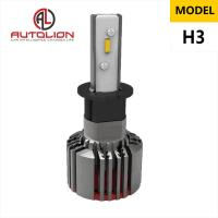 Quality P4 H11 car led headlight 45W 8000lm for sale
