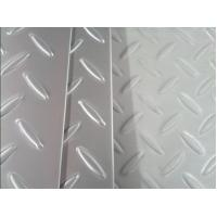 China Diamond 304 / 316L Hot Rolled Steel Sheet 3mm - 8mm For Checkered Plate wholesale