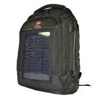 Quality 3.5W Solar Charging Backpack , Camping Backpack With Solar Phone Charger for sale