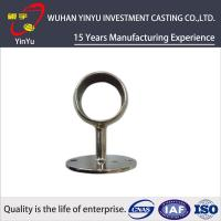 High Accuracy Lost Wax Investment Casting Auto Parts CT4-CT6 Tolerance Standard